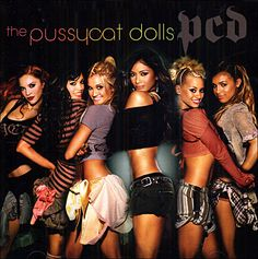 Pussycat Dolls at Britney Spears Circus concert