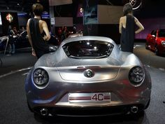 Alfa Romeo Officially Returning to USA with 4C Unveiling in NYC