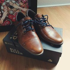 Street Style / Bullboxer Shoes From @modernillusions