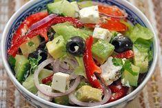 ТОП-6 вкусных и полезных салатов 1) Вкусный салат с авокадо ИНГРЕДИЕНТЫ: Авокадо — 1 шт #Рецепты #Салаты #Десерты #Мясо #Вкусно #Готовить #Кулинария
