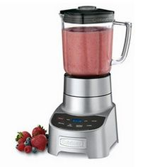 Cuisinart Power Edge Blender with Recipes