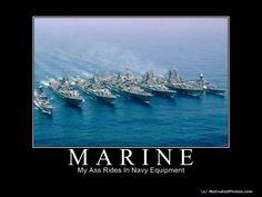Marine humor
