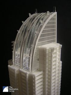 Z Corporation - ZPrinter - Architectural 3D print v04 by Creative Tools, via Flickr