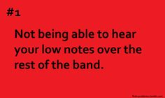 Flute Problems- we normally can't hear ourselves over the rest of the band anyway, but the low notes are practically nonexistent Marching Band Problems, Marching Band Memes, Flute Problems, Flute Quotes, Flute Memes, Band Nerd, Music Jokes, Music Humor, Band Jokes