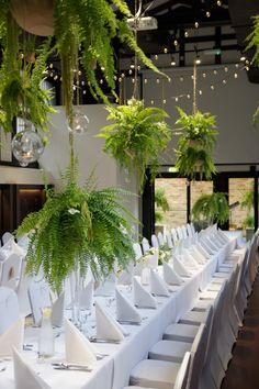greenery wedding decorations Poland Krakow