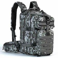 Us mochila Assault I Basic coyote 30 litros Daypack MOLLE mochila lucha mochila