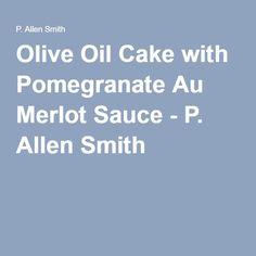 P Allen Smith Recipe For Glazed Apple Cake