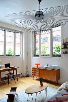 Amandine & Amaury's Little Loft in Paris — House Tour