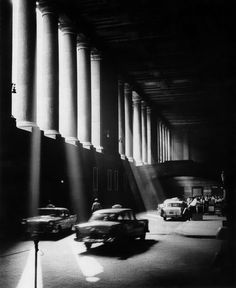 pennsylvania station © brassaï, from brassaï en amérique,1957