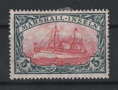BC.302 - Germany stamps, 1916, Marshall - Inseln | eBay
