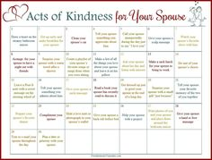 When we think of random acts of kindness, we usually think about how we can brighten a stranger's day. But little acts of kindness can go a long way in helping Marriage Challenge, Relationship Challenge, Marriage Relationship, Marriage Advice, Relationships, Marriage Night, Relationship Therapy, Healthy Marriage, Strong Marriage