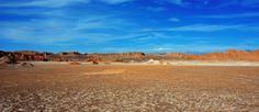 "DAY 105:  ""MOON VALLEY B""  -  2014  Atacama, Chile"