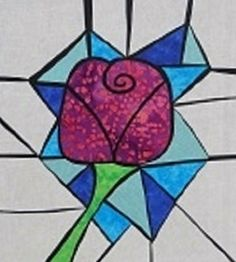 Rose Applique Patterns