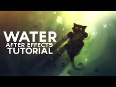 Efecto de Lluvia After Effects Tutorial - YouTube