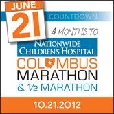4 more months... 4 more months... 4 more months! support RMHC and join our team http://www.firstgiving.com/11612/columbusmarathon-RMHC