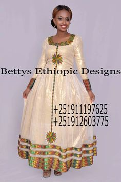 Love it Mor et African Dresses For Women, African Print Dresses, African Print Fashion, African Attire, African Wear, African Fashion Dresses, African Women, Fashion Outfits, Ethiopian Traditional Dress