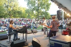 The Scandaleros brought the Whitaker Music Festival 2013 to a close on August 7th!