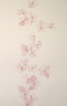 megan roniger Dogwood watercolor on paper