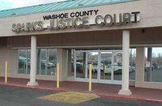 Sparks Justice Court, 1675 E Prater Way #107, Sparks, NV 89434. (775) 353-7600