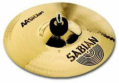 Sabian AA 12 Inch Splash by Sabian. $119.00. Immediate response is fast, bright, crisp and cutting, with instant decay.