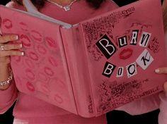 The Burn Book in Mean Girls