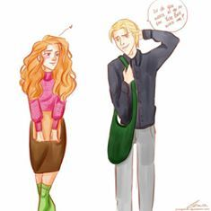 Fan art to make you ship scorpius malfoy & rose weasley Always Harry Potter, Harry Potter Ships, Harry Potter Fan Art, Harry Potter Fandom, Harry Potter World, Scorpius And Rose, Scorpius Malfoy, Rose And Scorpius Fanfiction, Draco Malfoy