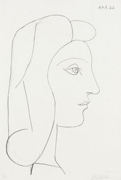 In the Mood: February 2019 (La Dolce Vita) Pablo Picasso Drawings, Kunst Picasso, Picasso Art, Art Drawings, Pablo Picasso Zeichnungen, Francoise Gilot, Cubist Movement, Ligne Claire, Henri Matisse