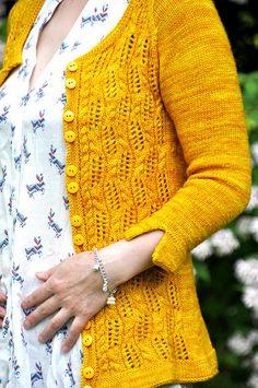 Lovely! jettshin's Test knit-Endearment