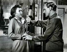 Dorothy Dandridge and Trevor Howard in the 1960 Warner Bros film, Malaga.
