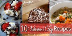 Great Valentine's Day Recipes #valentines #ideas