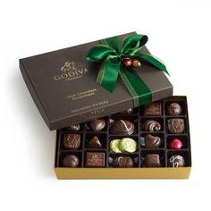 Dark Chocolate Gift Box #GODIVA  ($36.00)