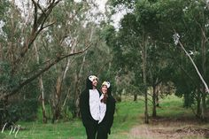 Adelaide Hills Engagement Photographer | Mount Crawford Forrest | Lucinda May Photography