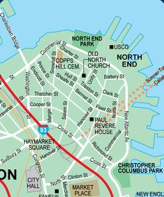 Boston Neighborhoods Us Canada Pinterest Boston