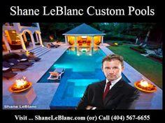 Custom Pools, Pool Builders, Swimming Pools, Atlanta, Videos, Youtube, Swiming Pool, Pools, Youtubers