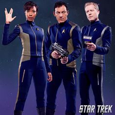 The space expedition continues. Star Trek Universe, Marvel Cinematic Universe, Space Expedition, Uss Discovery, Timeless Series, Star Trek Convention, Star Trek Episodes, Jason Isaacs, Star Trek Characters