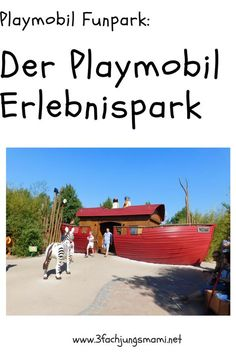 The Playmobil Funpark in Zirndorf near Nuremberg. An adventure park – not only for Playmobil fans The post Excursion to the PLAYMOBIL FUNPARK Zirndorf appeared first on Woman Casual. Backpacking Europe, Europe Travel Tips, Asia Travel, Europe Destinations, Thailand Travel Tips, Excursion, Camping Photography, Road Trip Hacks, Legoland