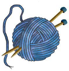 Image result for knitting clip art