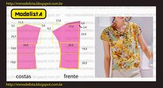 Amazing Sewing Patterns Clone Your Clothes Ideas. Enchanting Sewing Patterns Clone Your Clothes Ideas. Diy Clothing, Clothing Patterns, Dress Patterns, Sewing Patterns, Dress Tutorials, Sewing Tutorials, Sewing Blouses, Diy Tops, Modelista