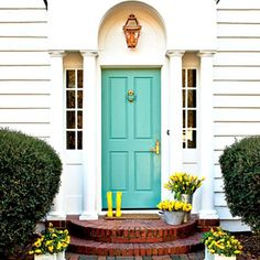 HomeGoods | What Your Front Door Color Says about Your Personality