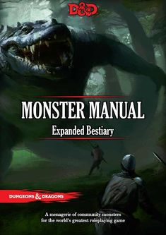 Monster Manual: Expanded Bestiary - Imgur