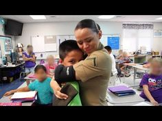 Marine Adopts Her Own Brothers In A Real Tear Jerker Moment – Viral Videos Gallery Kindness Video, Adoption Stories, Faith In Humanity Restored, Inspiring People, Foster Care, Baby Grows, How To Raise Money, Little Sisters, Pranks