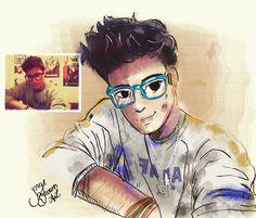 Digitalart - watercolor/ me
