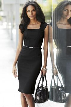 The black dress. Tips, inspiration and shopping list - Style Advisor