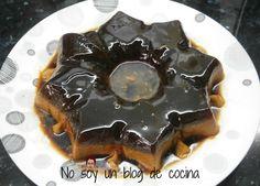 No soy un blog de cocina: FLAN DE CAFÉ . Fácil de hacer y de lo más rico!