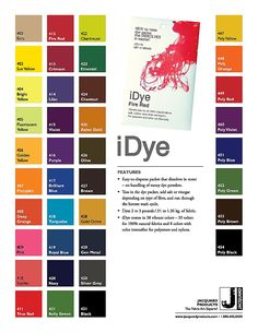 what can i dye???? curtains??? napkins??? clothes??? possibilities are endless!!
