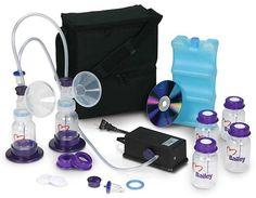 Bailey Deluxe Nurture III - Get it through insurance! Aeroflow Breastpumps