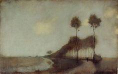 Le Prince Lointain: Jan Mankes (1889-1920), Woudsterweg bij Oranjewoud...