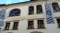 MÜNCHEN - Wer kennt nicht das Hofbräuhaus?