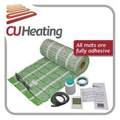Siempre las cosas más últiles para tu hogar: calefacción por suelo radiante eléctrico 14m2 160W/m2 Más en  http://todohogarweb.es/wordpress/producto/calefaccion-por-suelo-radiante-electrico-14m2-160wm2/