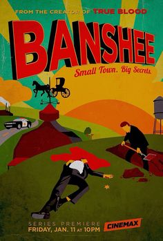 """Voices Celebrates   The Groundbreaking Cinemax Series   """"Banshee"""" - Voices Celebrates """"Banshee"""" - Season 1 & 2 